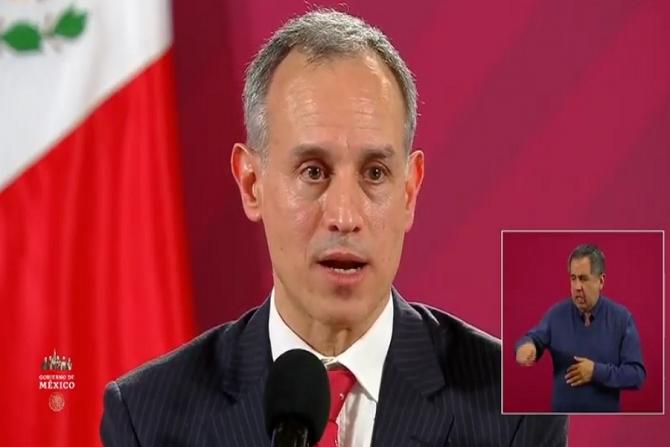 López Gatell debe renunciar y ser enjuiciado: Jesús Zambrano Grijalva