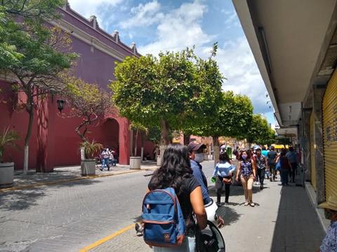 El 50% de la ciudadanía en Tehuacán reanuda actividades sin medidas sanitarias