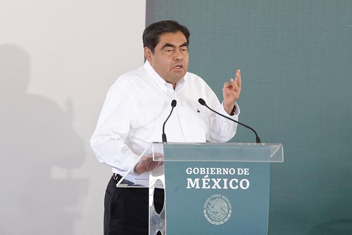 Promete Barbosa 34 hospitales para cada una de las regiones en Puebla