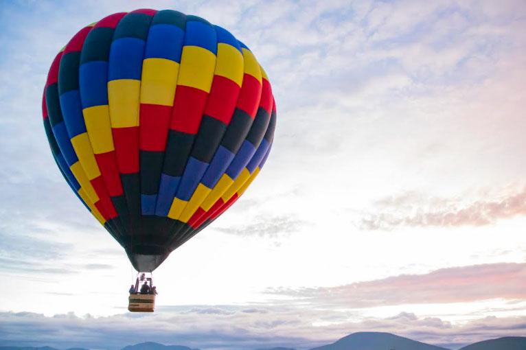 Presenta Turismo Festival del Globo Puebla está en el aire