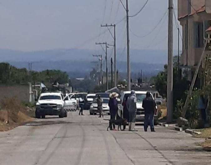 Guardia Nacional encabeza operativos en Texmelucan y Teotlalcingo