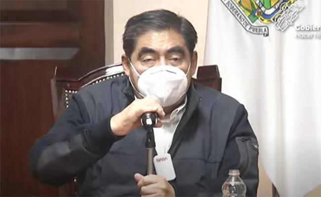 VIDEO Puebla solo registra 100 casos nuevos de Covid en 24 horas