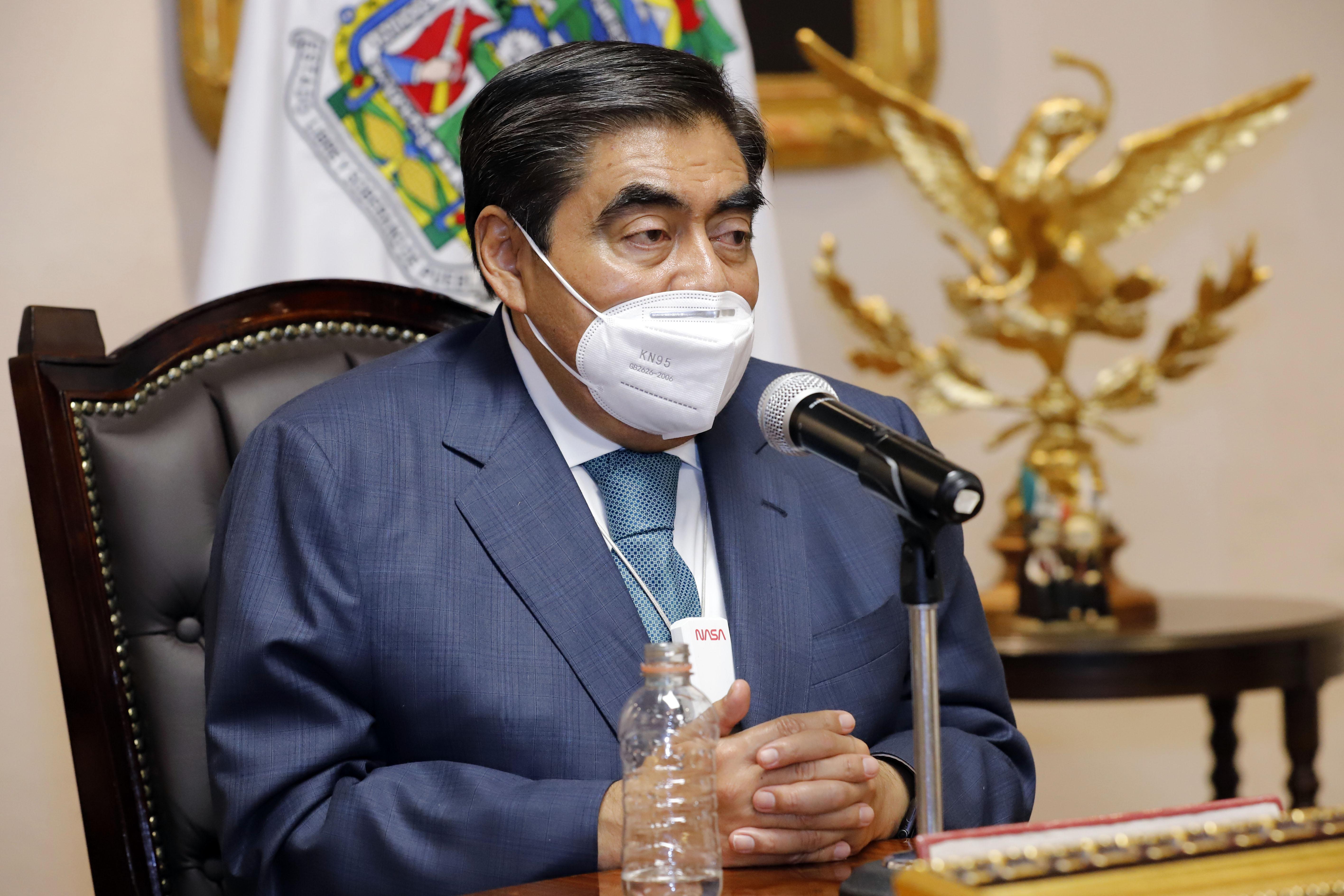 Mantendrá Puebla trabajo coordinado con entidades colindantes: MBH