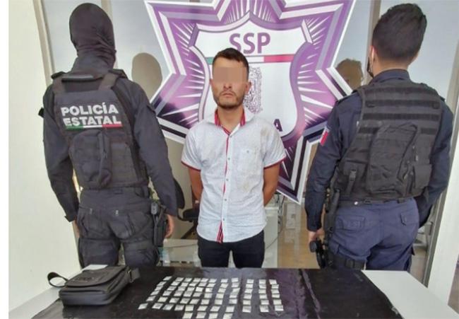 Cae en Tehuacán colombiano operador del sistema gota a gota