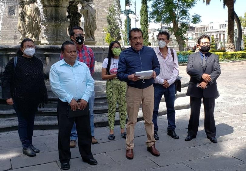 Regidores buscan destituir gabinete de Grajales y alcalde no los deja