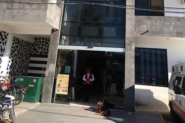 Show de payasos termina con policías de Tlalancaleca golpeados