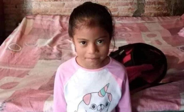 Guadalupe de 4 años salió a caminar y ya no regresó a casa en Atlixco
