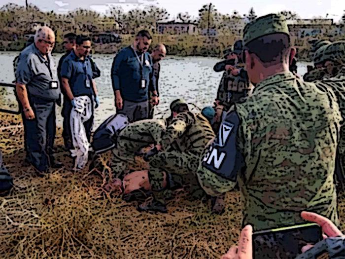 Mueren tres elementos de la Guardia Nacional tras volcar vehículo