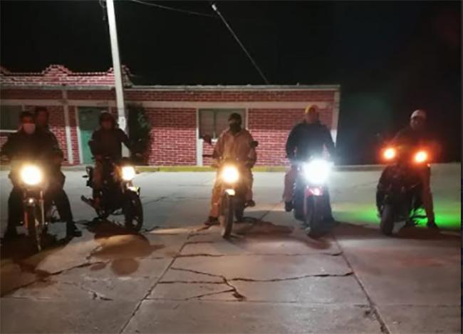 Surgen guardias ciudadanas en Teotlalcingo