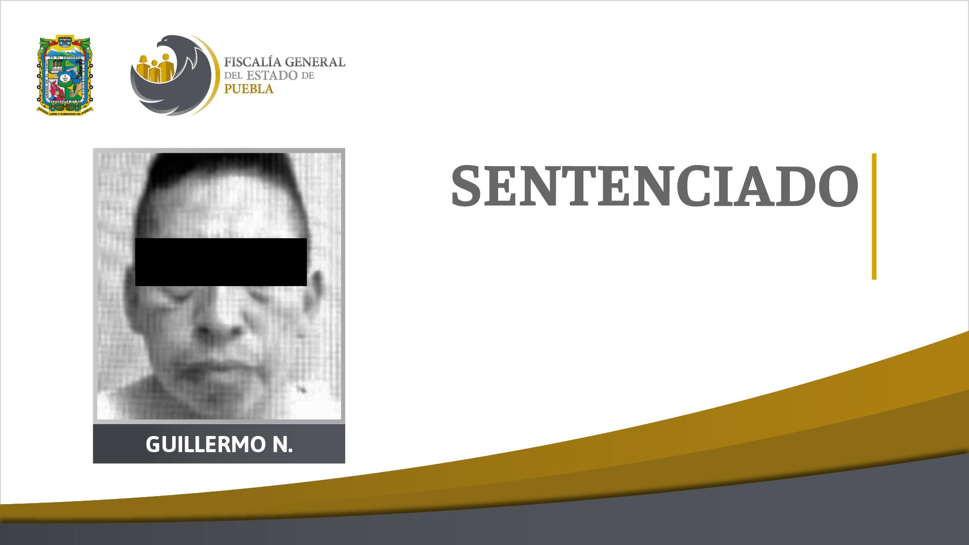 Le dan 20 Años de cárcel a Guillermo por machetear a su hermano en Huauchinango