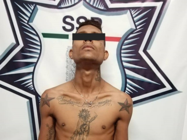 Detienen al Guti acusado de robo al IMSS en Chietla