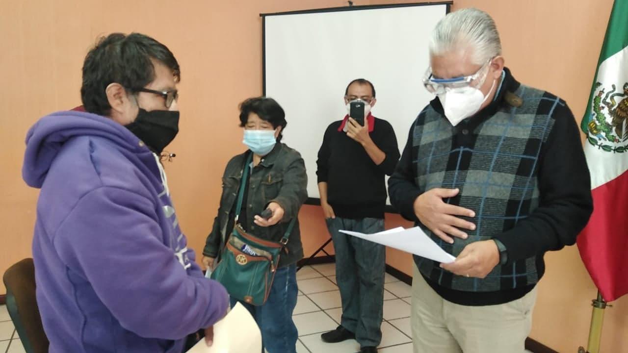 En Miahuatlán piden frenar construcción de granjas y permisos de pozos