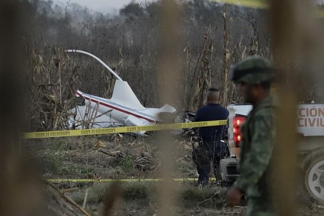 Peritos confirmaron falla técnica en helicóptero de los Moreno Valle