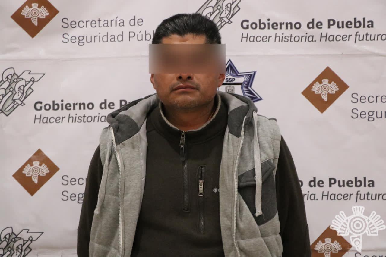 Detienen por huachicol a hermano de alcaldesa de Cuyoaco