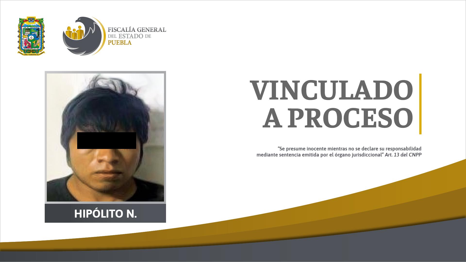 Detiene a Hipólito por intentar navajear a agentes de la Fiscalía en Chignautla