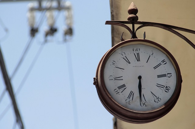 Prepárate el próximo 5 de abril inicia el horario de verano
