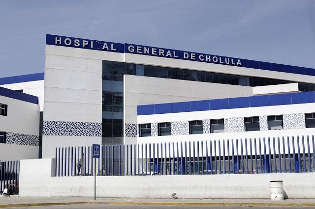 Hospital General del Norte y Cholula, con capacidad del 92% de Covid