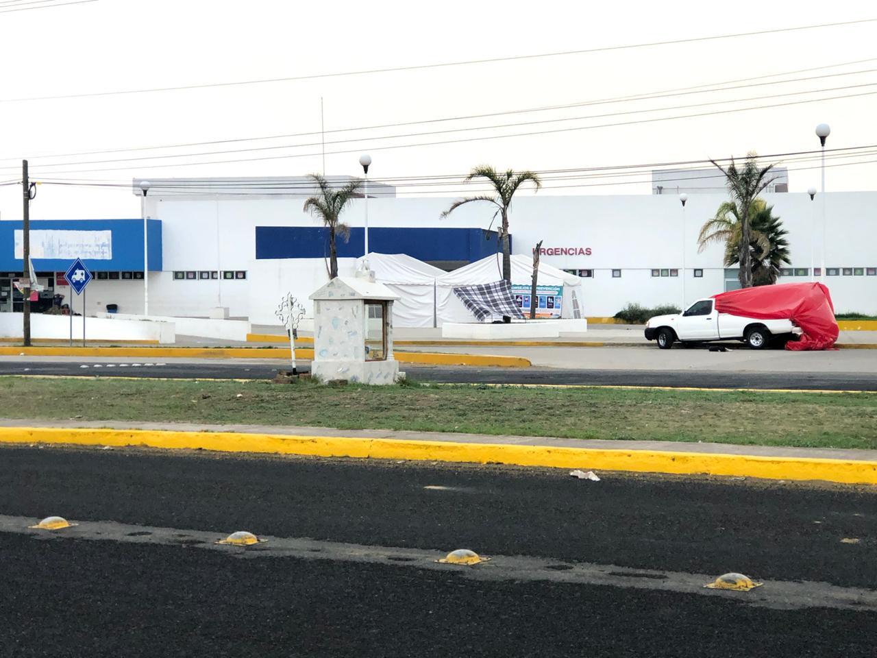Hospital de Huejotzingo ya recibe a pacientes Covid-19
