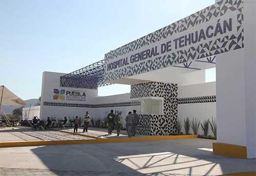 Niegan decesos por falta de oxígeno en Hospital General de Tehuacán