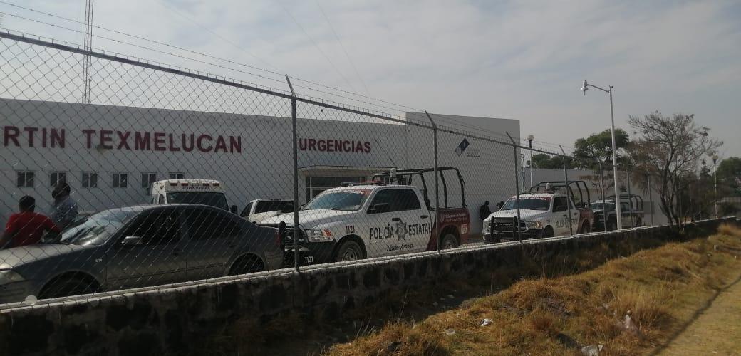 Prófugo desata balacera en Teotlalcingo y resulta herido