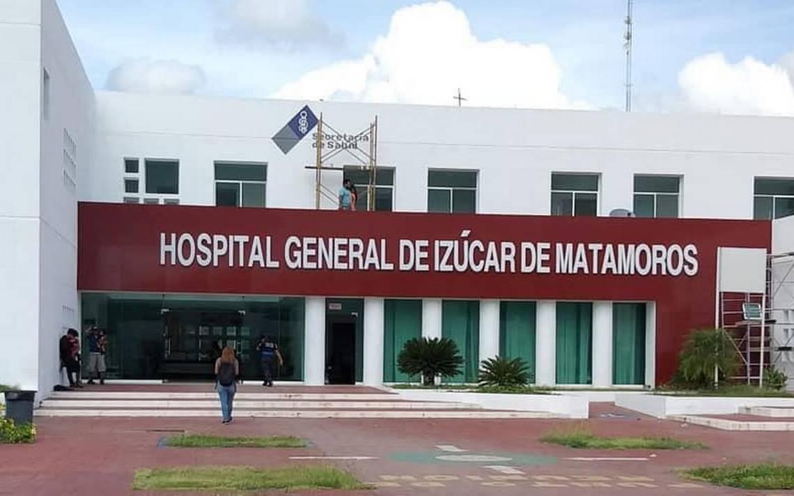 Enfermeras sin capacitación contra Covid laboran en Hospital de Izúcar