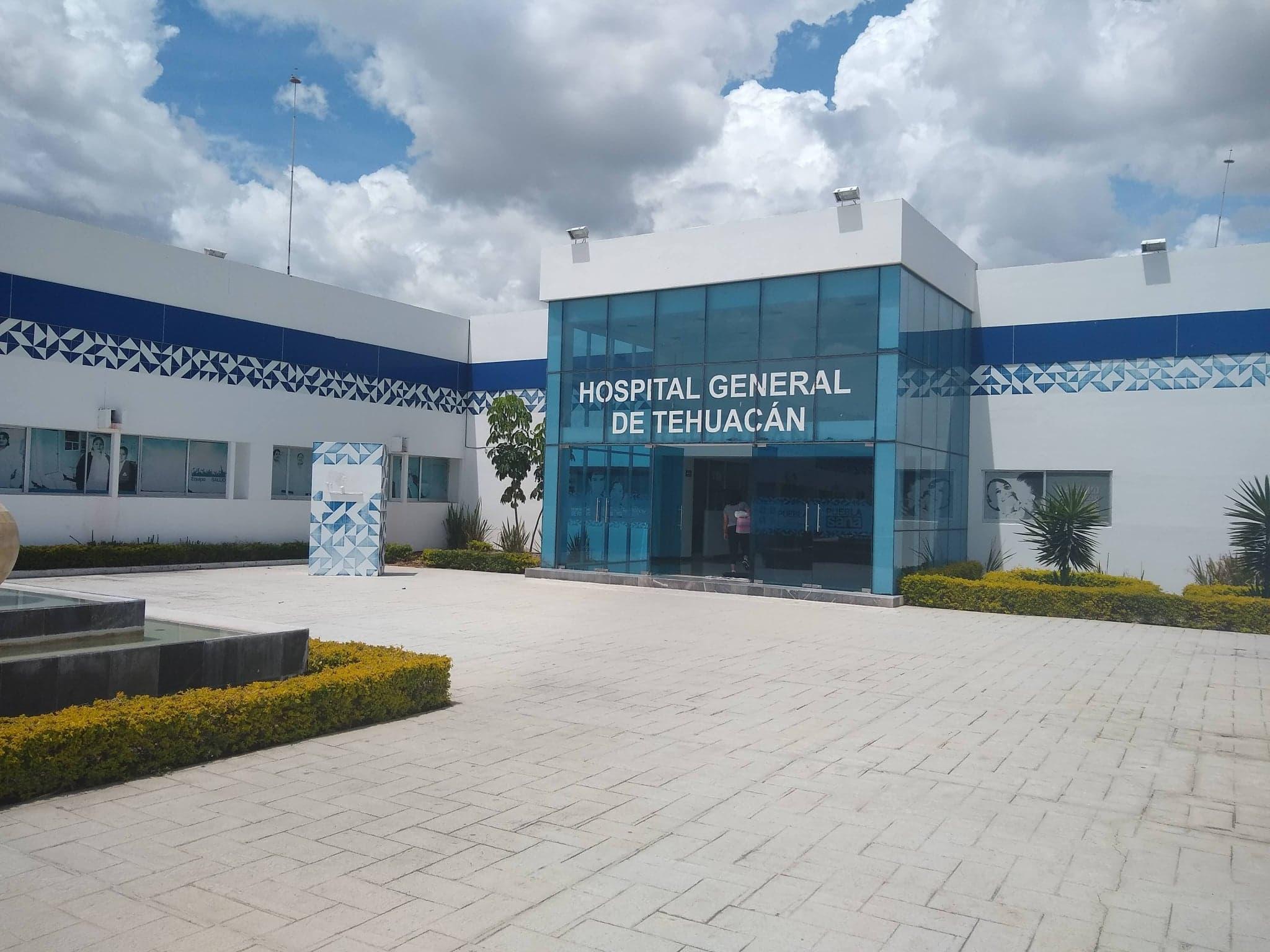 Sin personal en Hospital de Tehuacán para reconvertir a Covid por completo