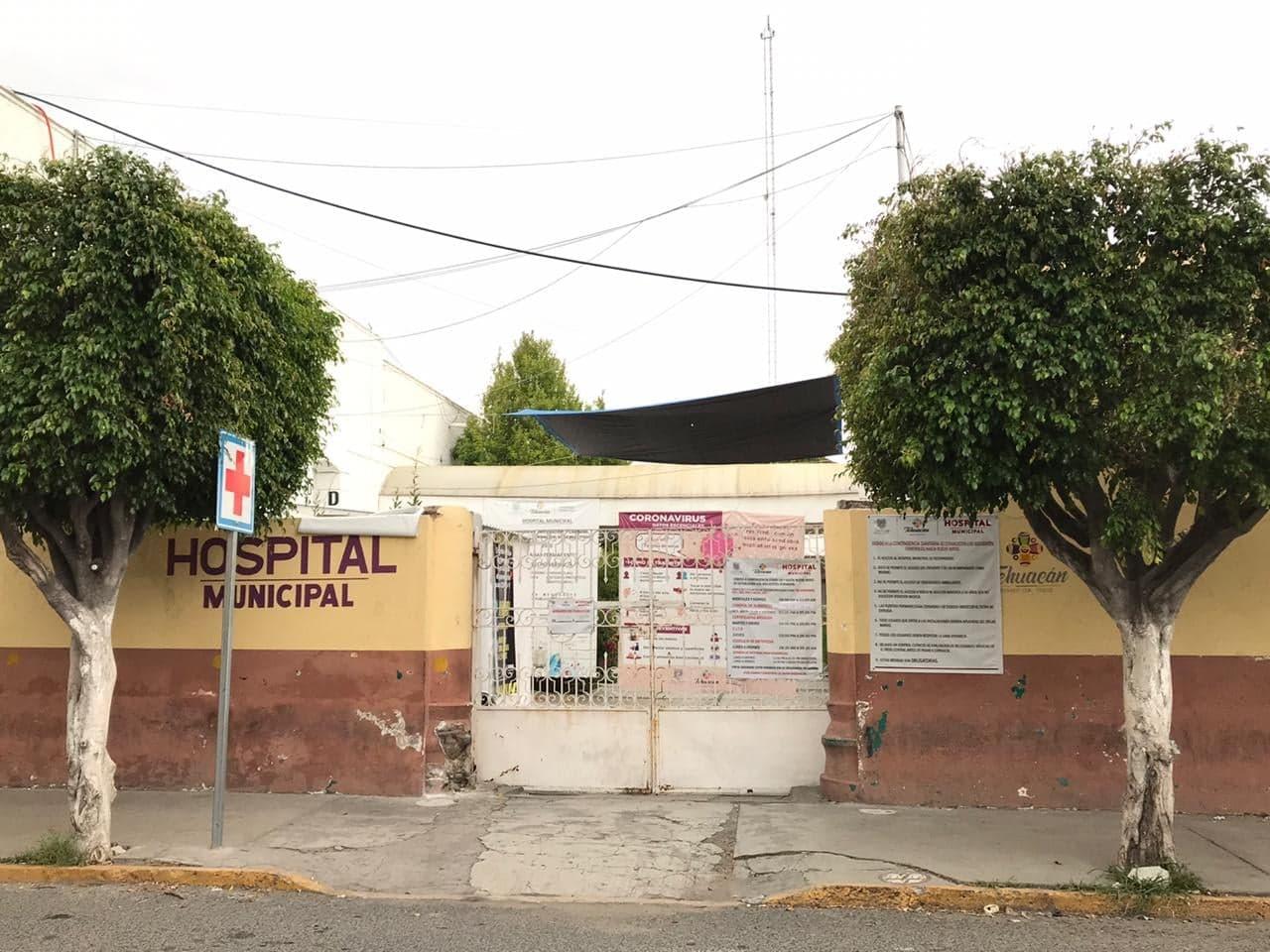 Aprueban inversión para certificar Hospital Municipal de Tehuacán