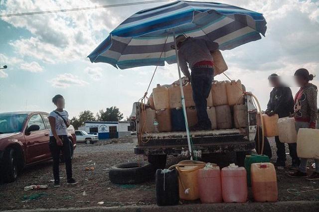 Puebla registra 130 mil reportes de venta ilegal de combustible