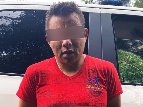 Se robó Kia Sportage y lo detienen sobre la México-Tuxpan