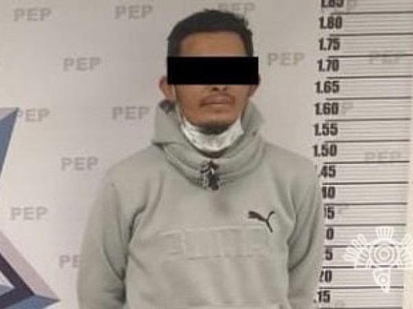 Cae vendedor de gas LP robado en Amozoc