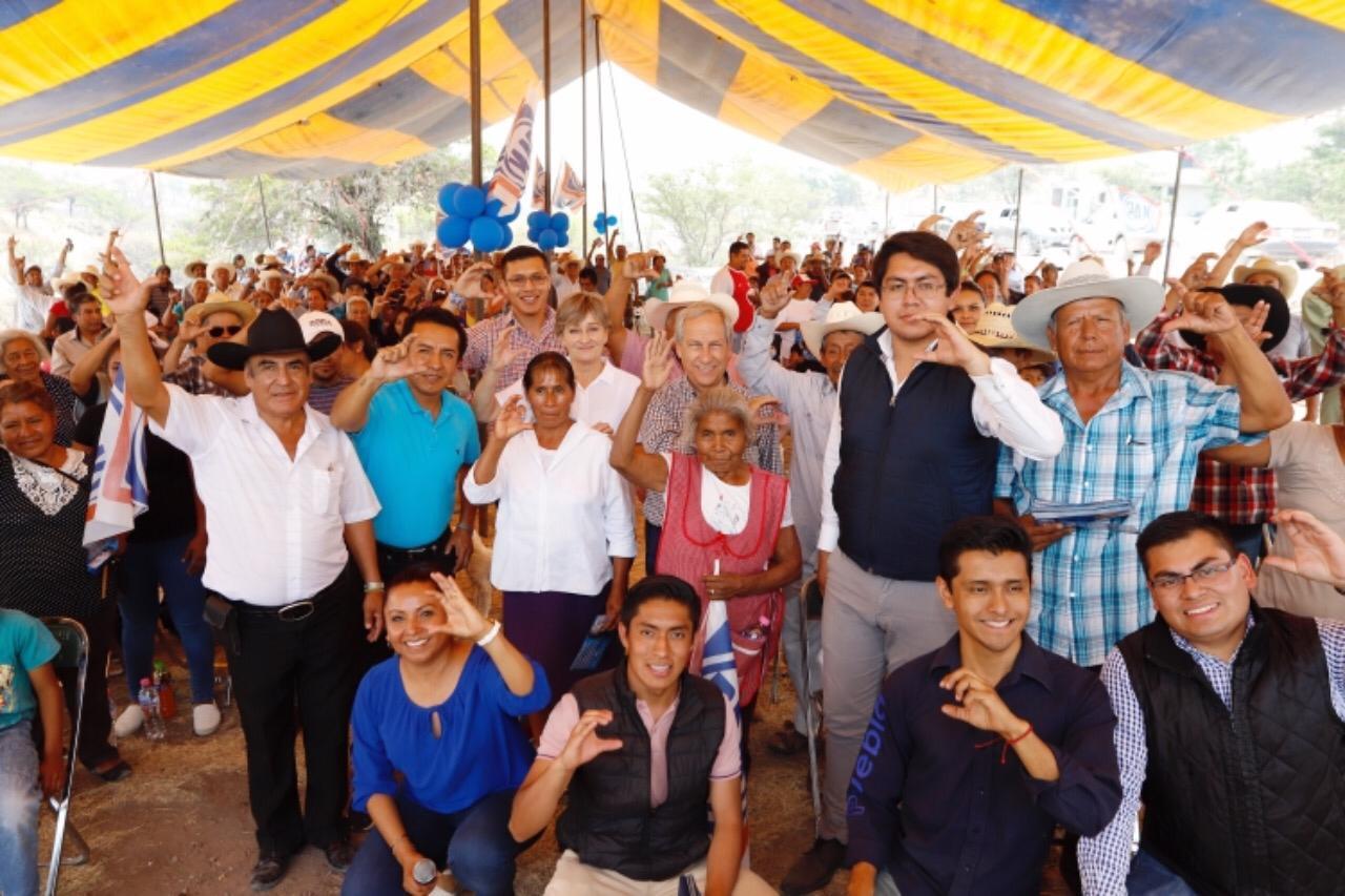 Trabajo colaborativo para el progreso de la Mixteca: Cárdenas