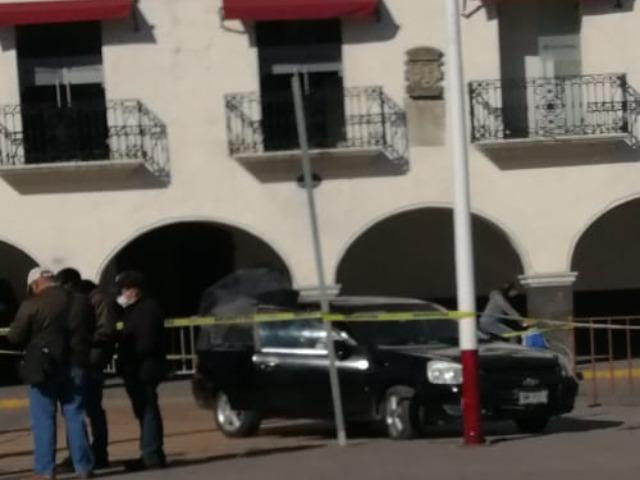 Motociclista muere frente a presidencia municipal de Huejotzingo