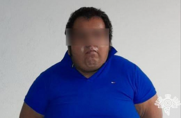 Detienen a narcomenudista de El Kikiroko en Huehuetla