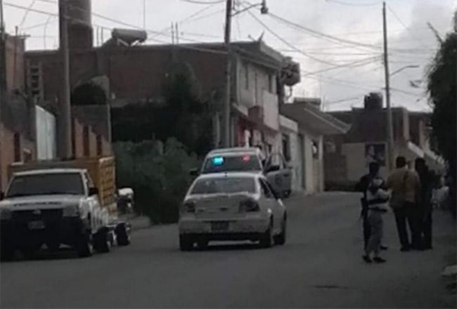 Dejan brazo humano en calles de Juan C. Bonilla