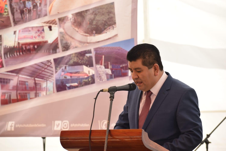 Cierra gobierno de Huitzilan con inversión de 260 mdp en obras y servicios