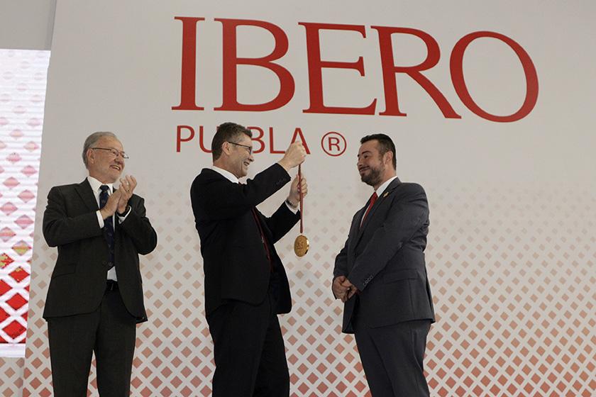 Mario Ernesto Patrón, nuevo rector de la Ibero Puebla