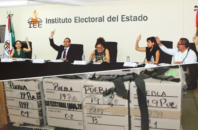 Libran exconsejeros del IEE sanción por presunto fraude electoral