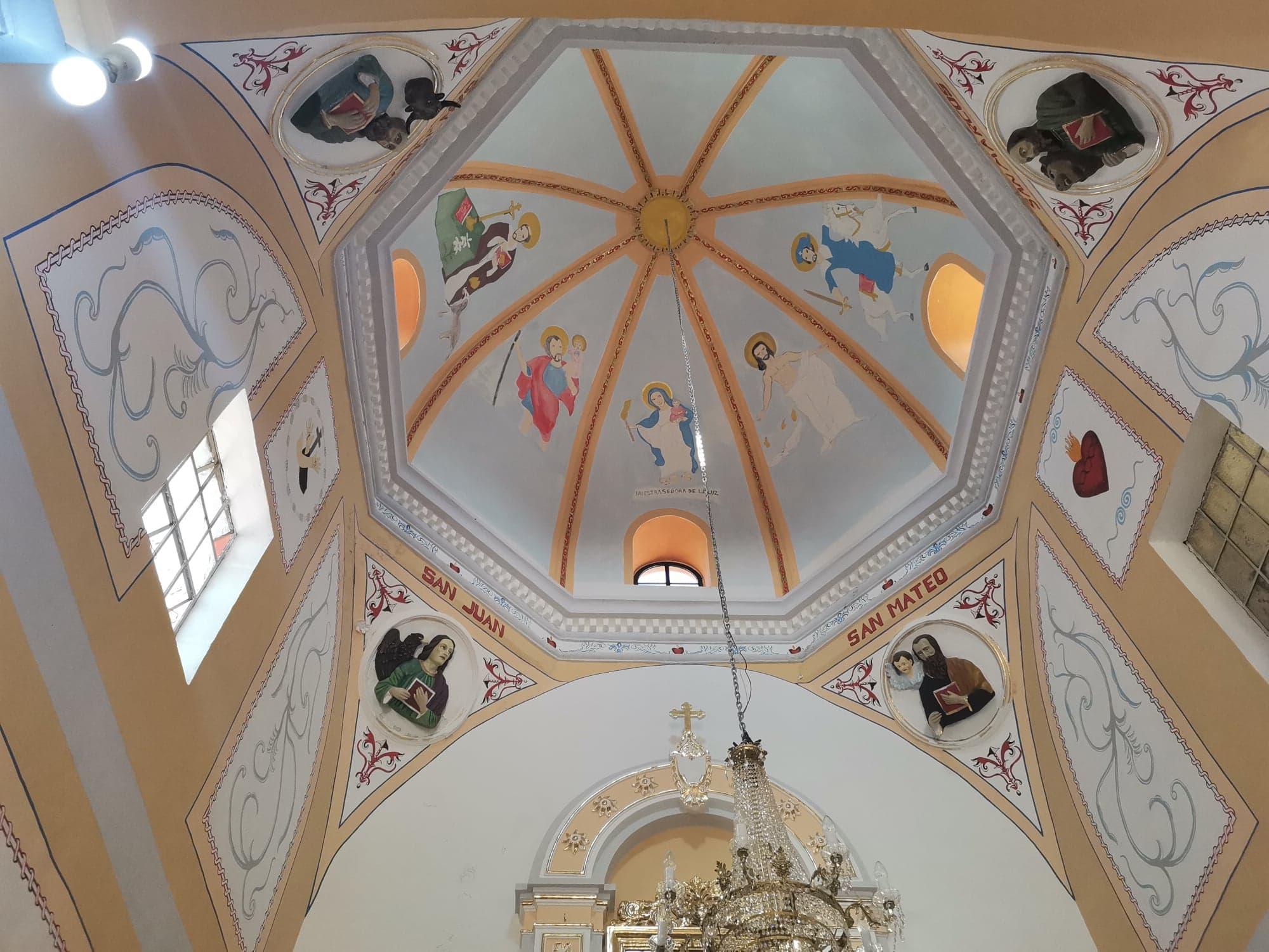 Reabren iglesia de Nuestra Señora de la Luz en Izúcar