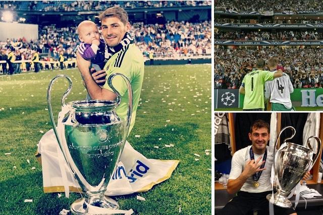 El portero Iker Casillas se retira del futbol