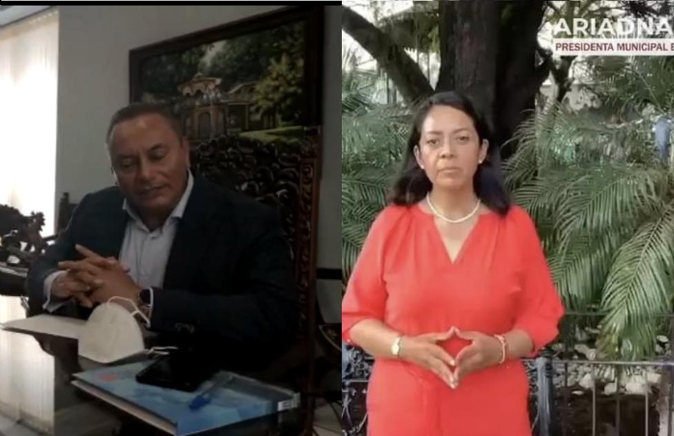 Por separado Velázquez y Ayala ofrecen ayuda a familia de niños asesinados