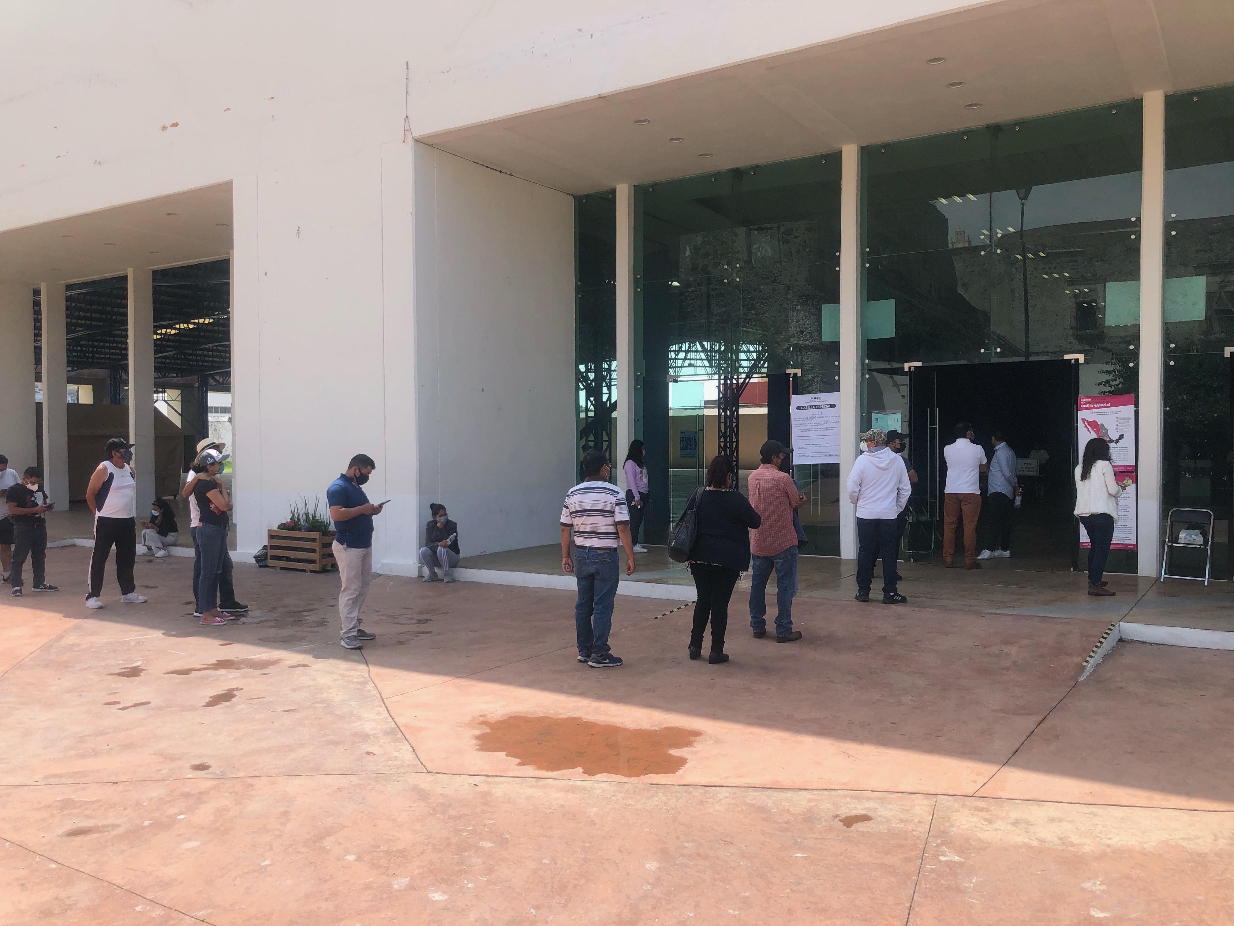 Rumores de violencia ahuyenta a votantes en juntas auxiliares de Atlixco
