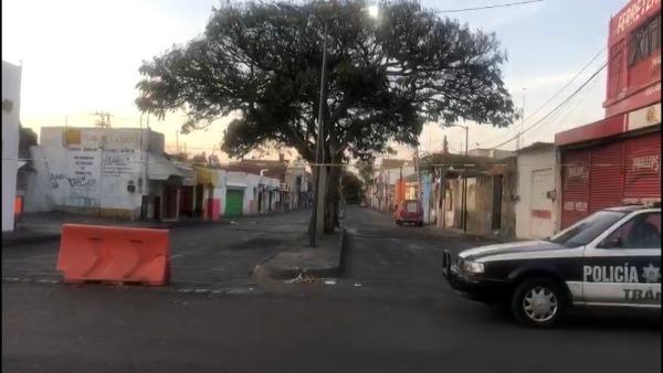 Baja presencia de ambulantes y tianguistas en Atlixco