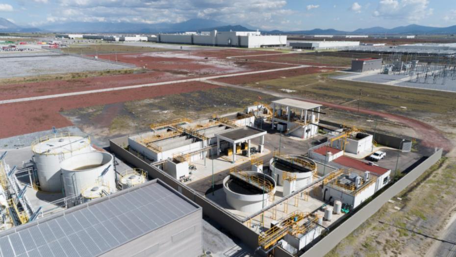 Audi México recupera más de 100,000 m3 de aguas residuales