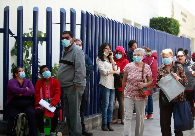 No descartan un rebrote de Covid-19 con influenza para octubre en Puebla