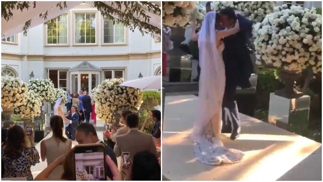Reportan que luego de celebrar boda surge brote de COVID19