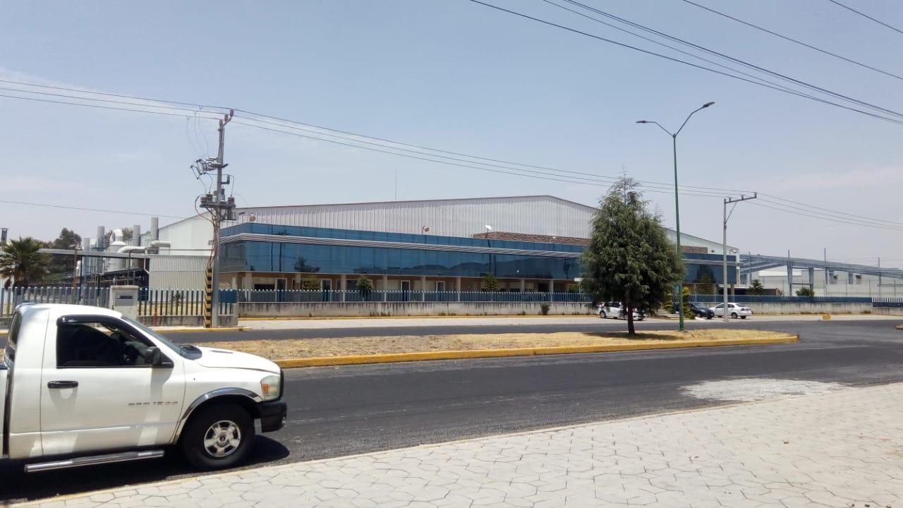 Trabajadores despedidos exigen liquidación a OTT en Huejotzingo