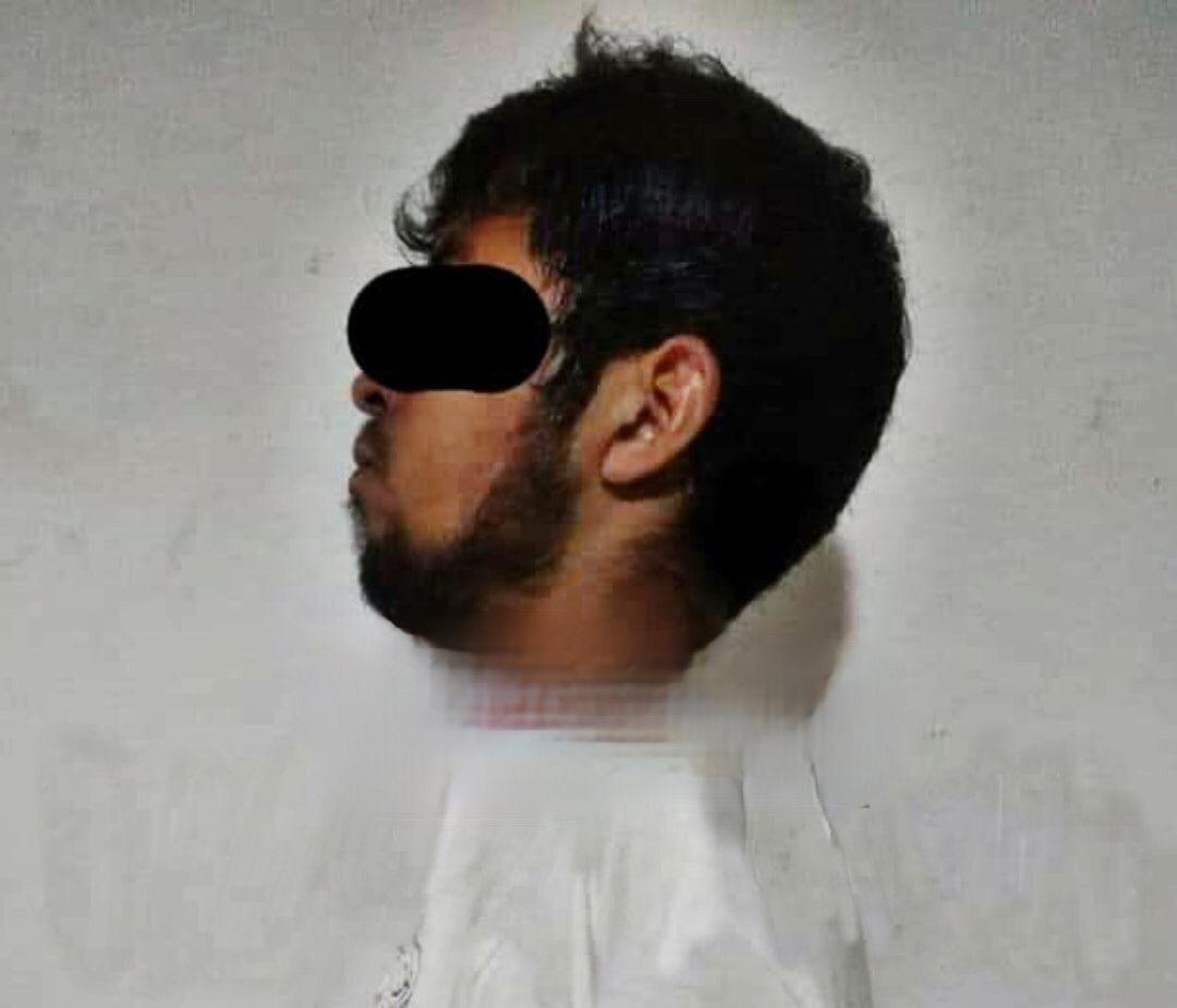 Detienen a joven narcomenudista en Xiutetelco