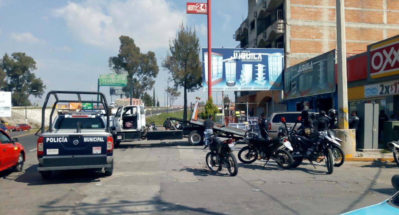 Tras linchados y balaceras, comisario dice que el crimen baja en Texmelucan