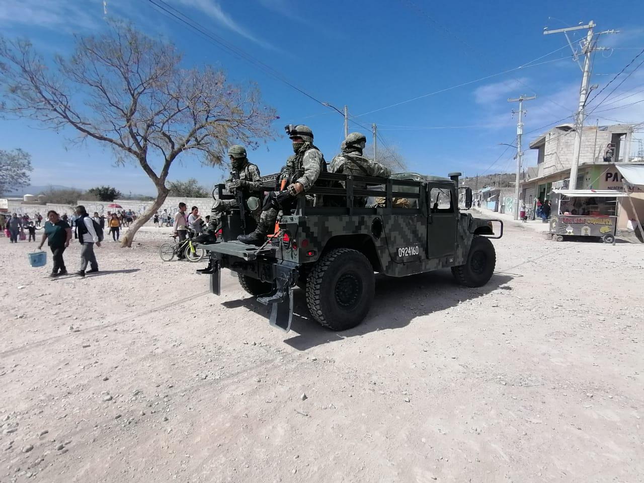 Caen 8 de Los Julios tras balacera cerca de escuela en Miahuatlán