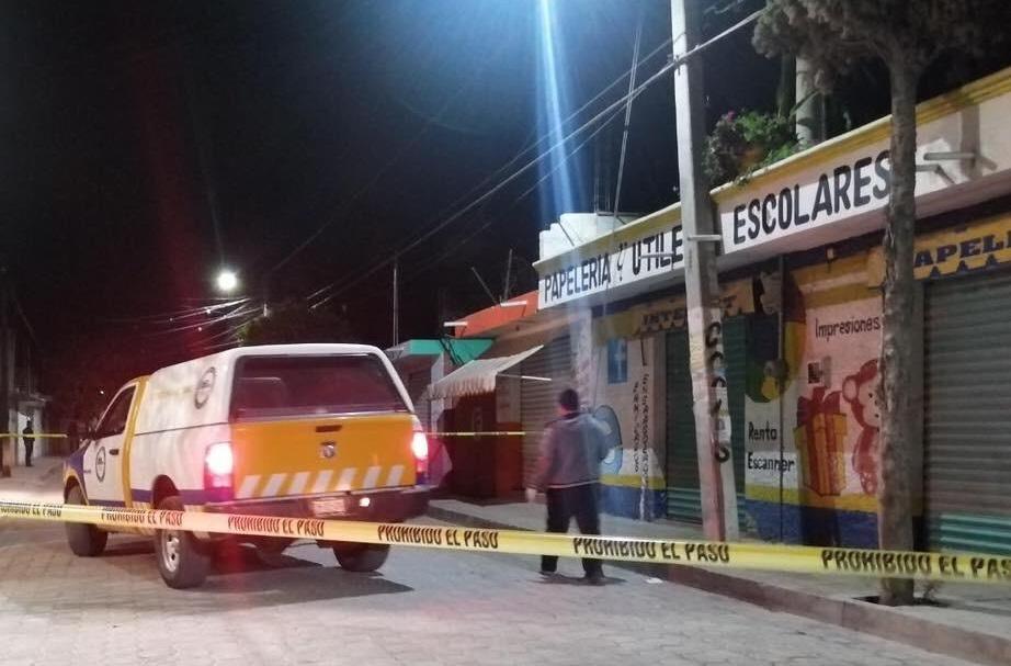 Van tres ejecuciones en las últimas horas en Tehuacán